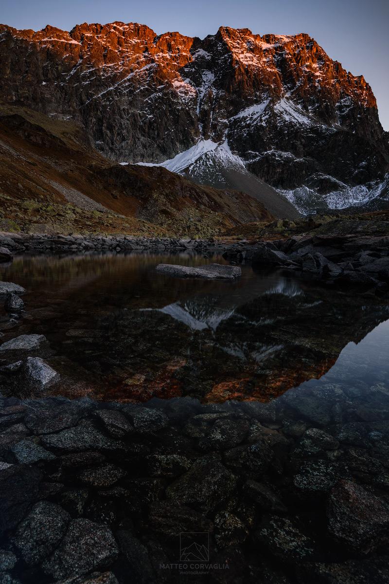 Landschaftsfotograf Matteo Corvaglia